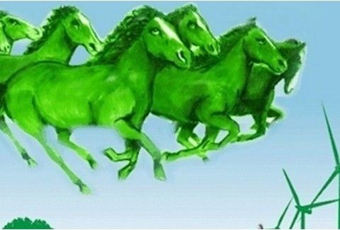 """Πασχαλίδου: """"Πράσινα άλογα μπορεί, πράσινο σημείο όχι! """""""