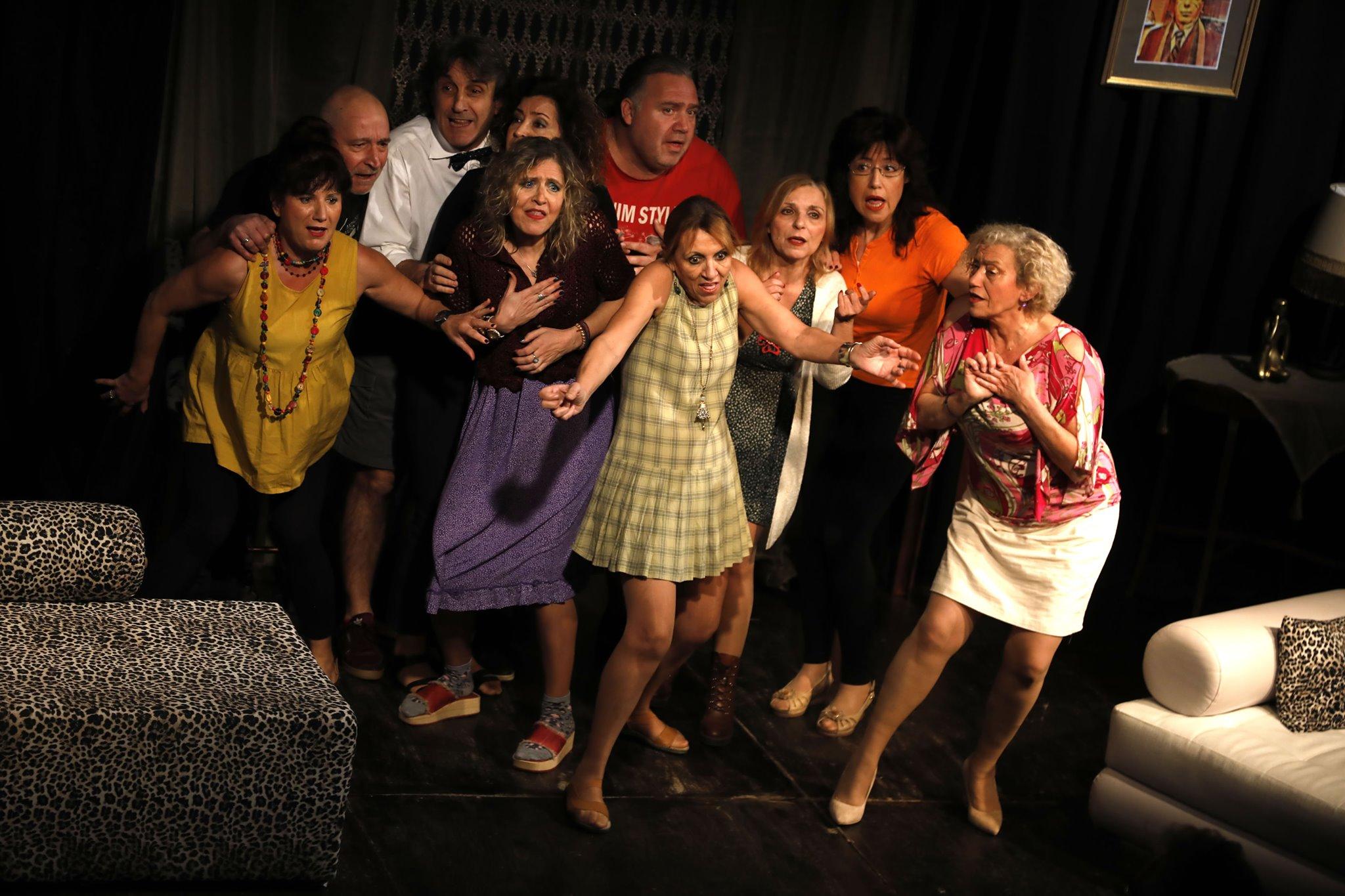 """Ο κορωνοϊός χτύπησε και το Φεστιβάλ Θεάτρου- Αλλαγή και παράσταση """"Αντε!"""", απόψε στις 8"""
