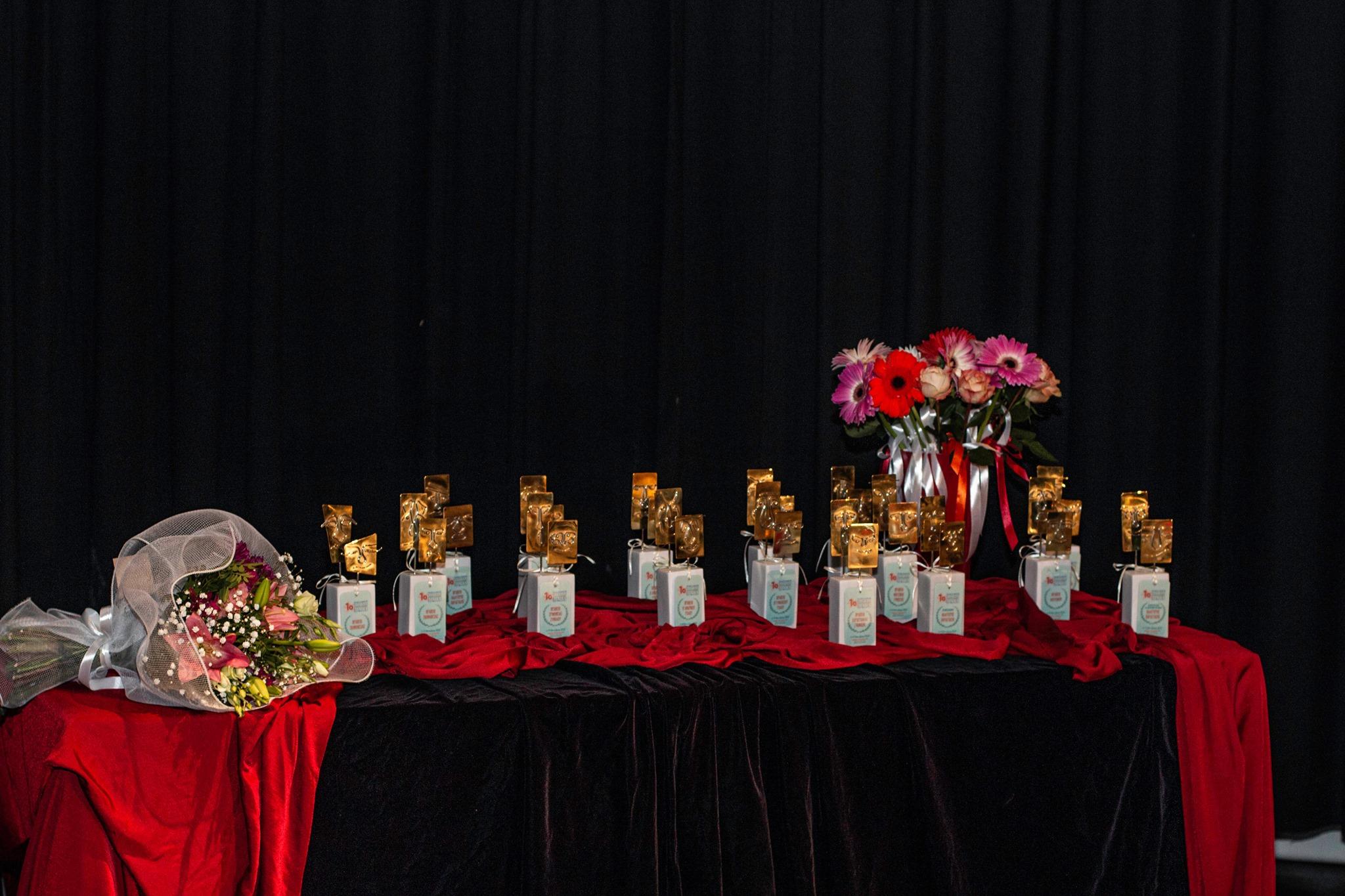 Τα βραβεία του Φεστιβάλ Θεάτρου Θερμαϊκού-Που απονεμήθηκαν